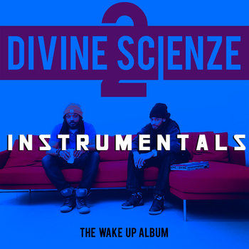 Divine ScienZe 2 Instrumentals cover art
