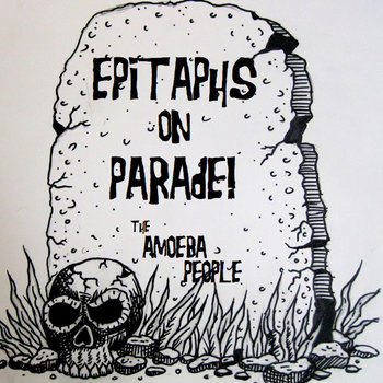 Epitaphs on Parade! cover art