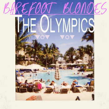 Barefoot Blondes cover art