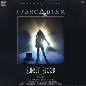Sunset Blood cover art