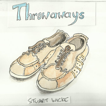 Throwaways EP cover art