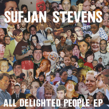 All Delighted People EP cover art