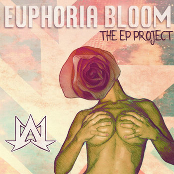 Euphoria Bloom (EP) cover art