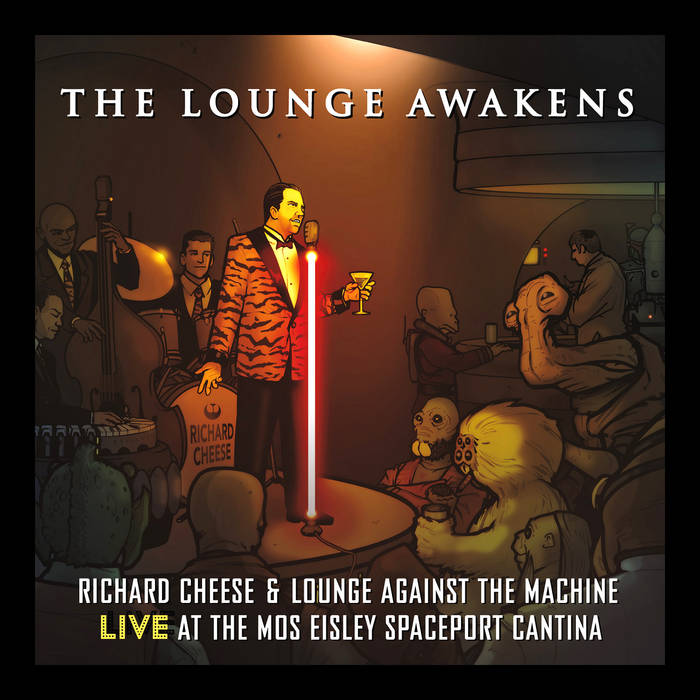 Richard Cheese and Lounge Against The Machine - Cocktails With Santa