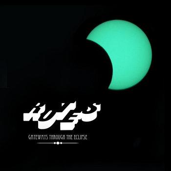 Gateways through the eclipse cover art