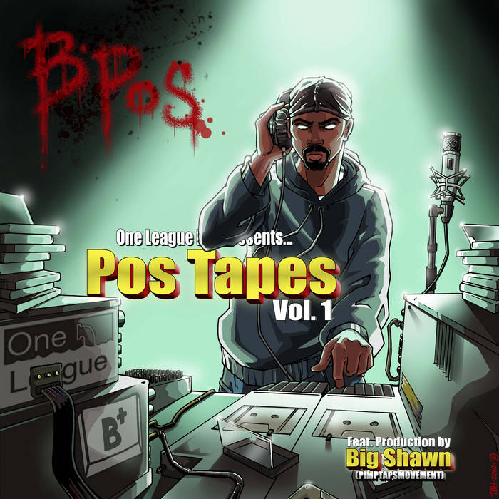 Pos Tapes Vol.1 cover art