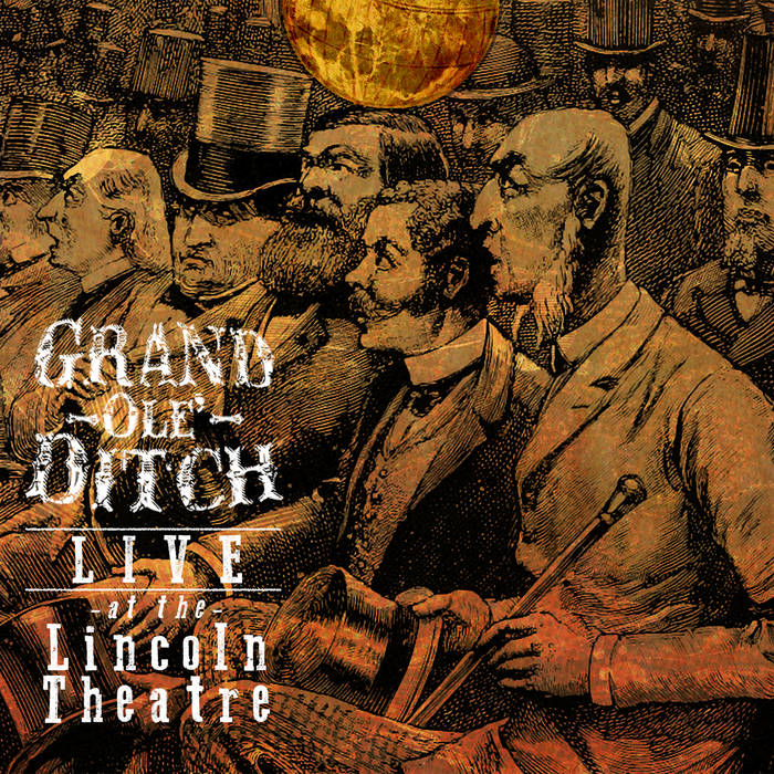 Live at the Lincoln Theatre cover art