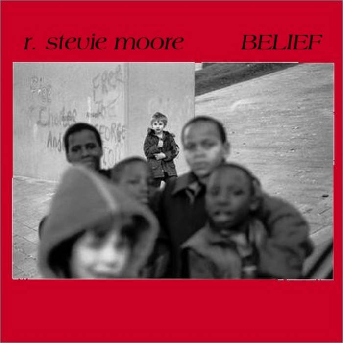 Belief cover art