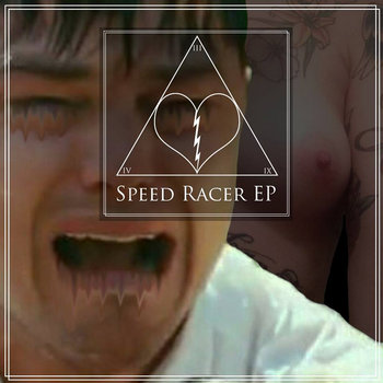 Speed Racer cover art