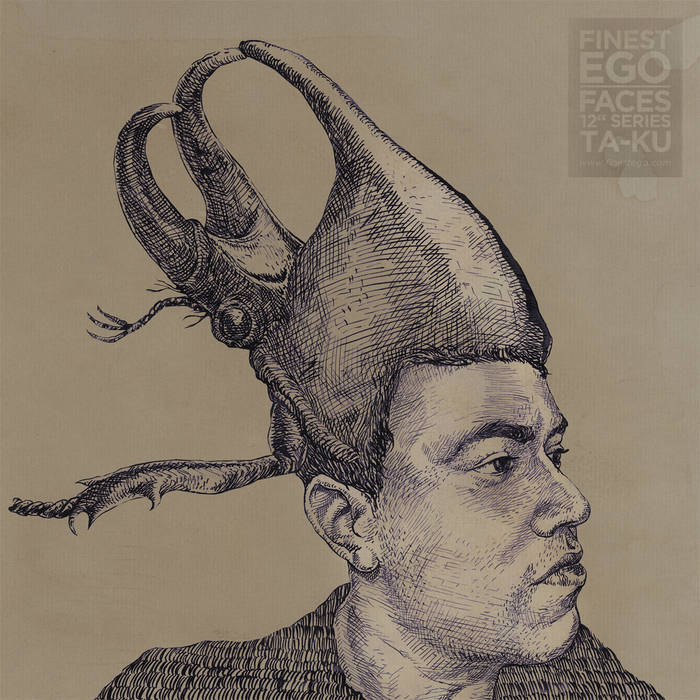 "Finest Ego | Faces 12"" Series Vol. 1 cover art"