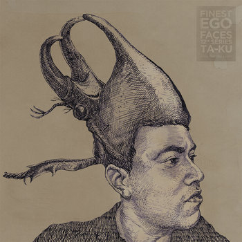 """Finest Ego   Faces 12"""" Series Vol. 1 cover art"""