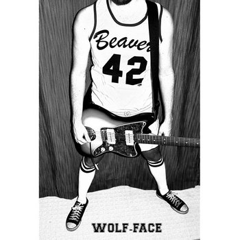 The Wolf-Face EP cover art