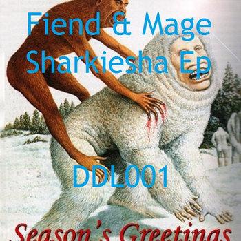 Sharkeisha Ep cover art