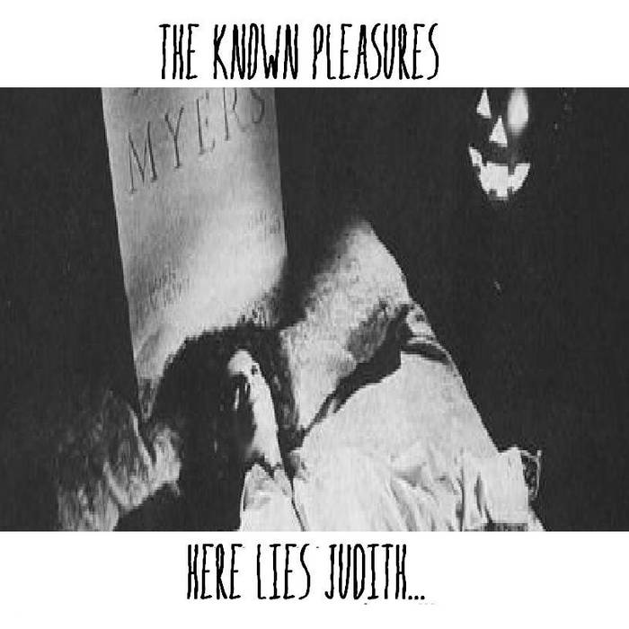 Here Lies Judith (single) cover art