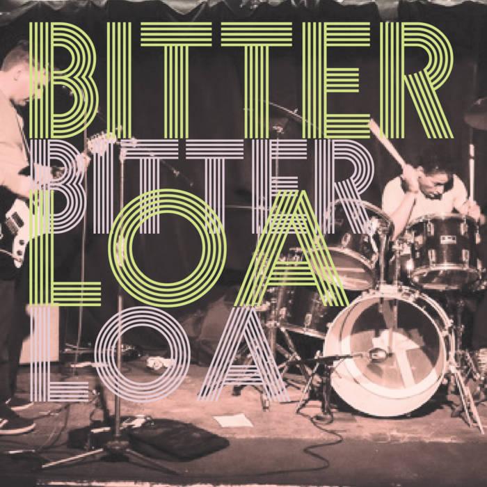 Bitter Loa EP 1 cover art