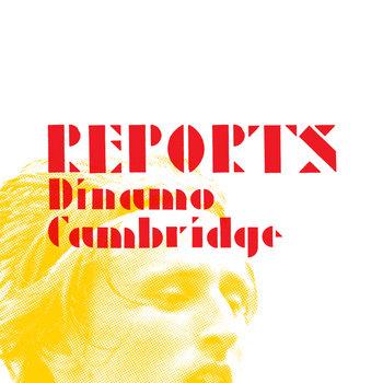 Dinamo Cambridge LP cover art