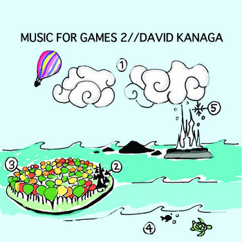Music for Games 2 cover art