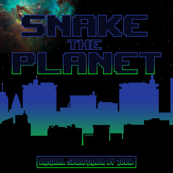 Snake the Planet cover art