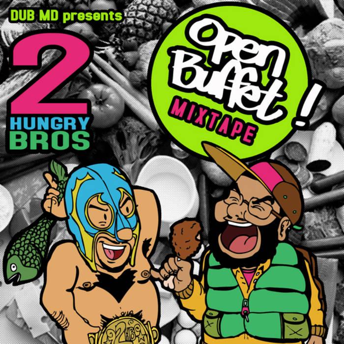 Open Buffet! cover art