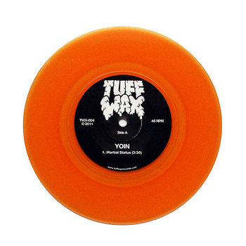 "TWX-004: Aberdeen Truth Vol.2 - Yoin 7"" cover art"