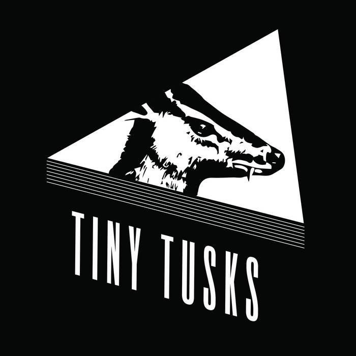 Tiny Tusks S/T cover art
