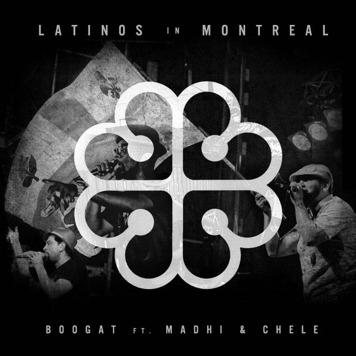 Latinos In Montreal cover art