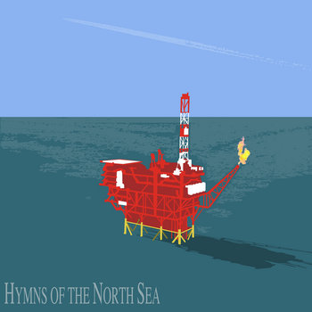 Hymns of the North Sea cover art