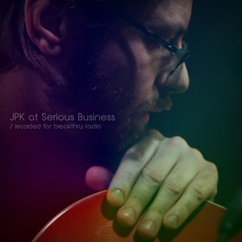 JPK at Serious Business cover art
