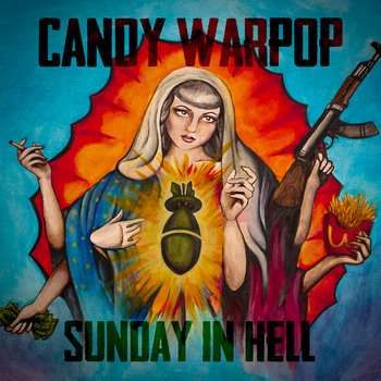 Sunday in Hell cover art