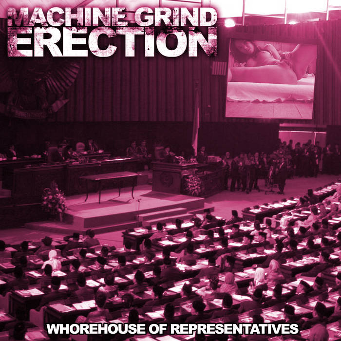 Whorehouse of Representatives cover art
