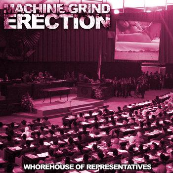 Whorehouse of Representatives cover art