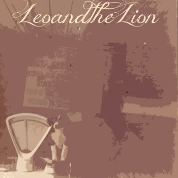 Leo and the Lion cover art