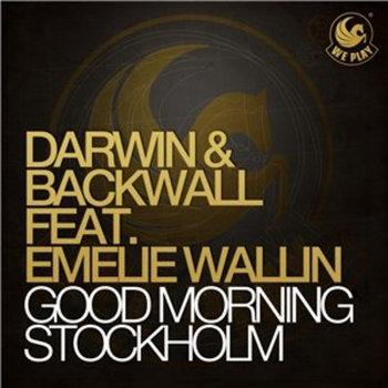 Roger Zabrodave - Darwin & Backwall Ft. Emelie Wallin - Good Morning Stockholm Progressive Remix cover art