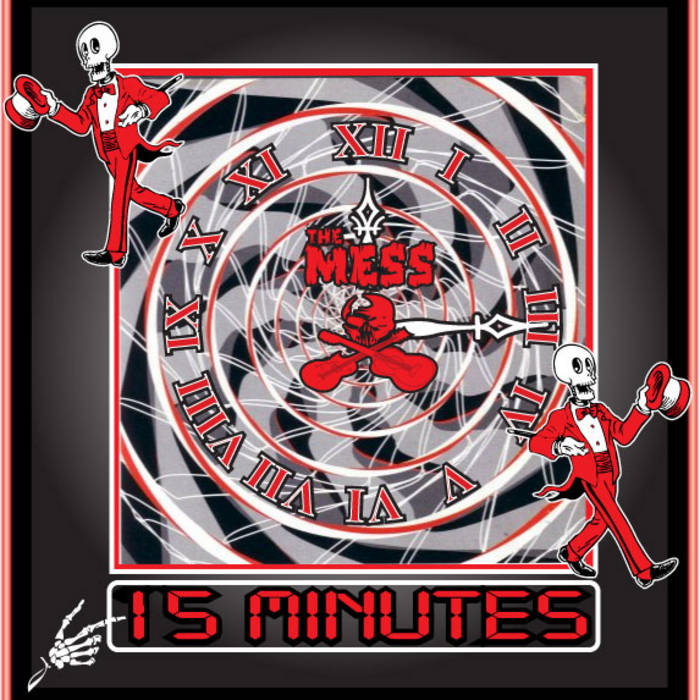 15 Minutes cover art