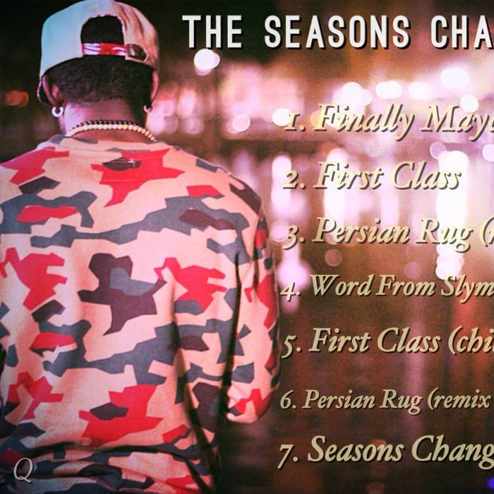 The Seasons Change EP cover art