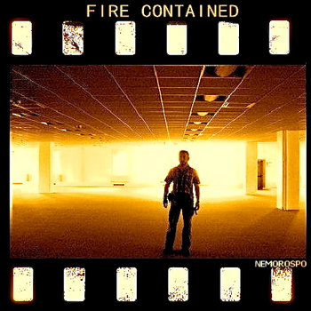 FIRE CONTAINED cover art