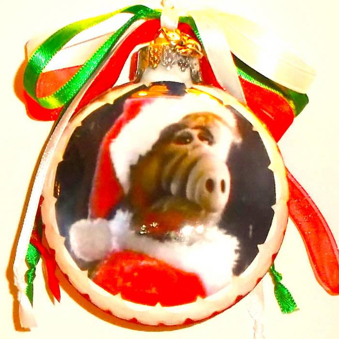 Teenage Santa Claus cover art
