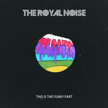 This is the Funky Part cover art