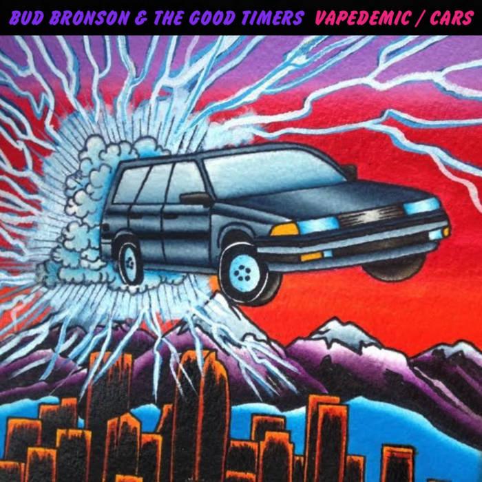 """VAPEDEMIC 7"""" cover art"""
