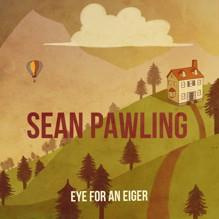 Eye for an Eiger cover art
