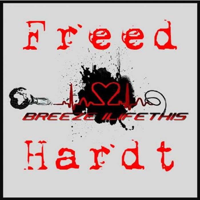 Freed Hardt cover art