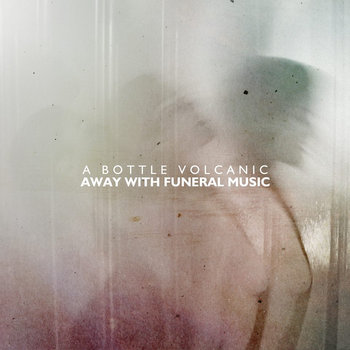 away with funeral music cover art