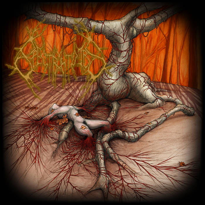 Veins As Poisoned Streams cover art