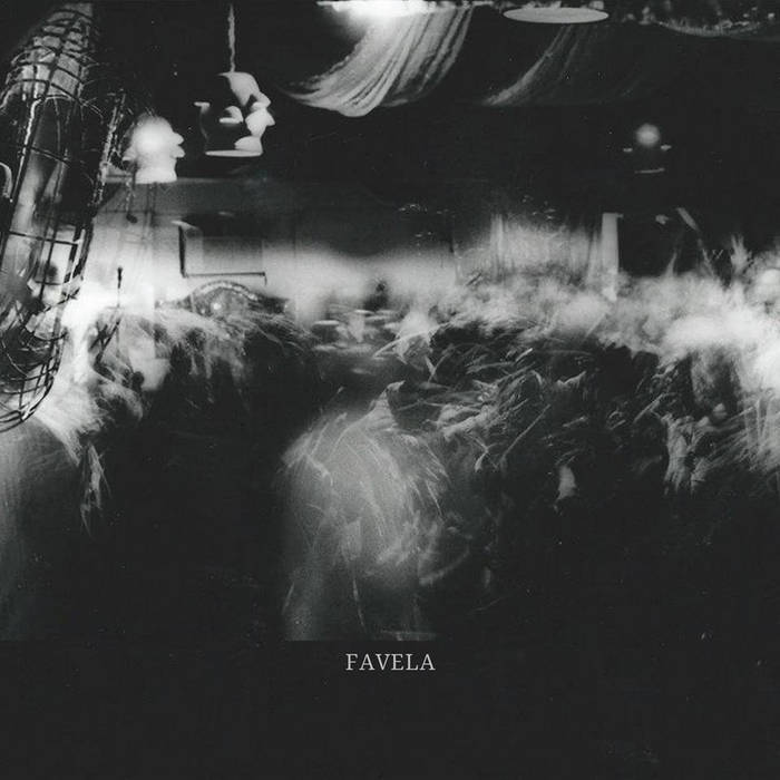 favela cover art