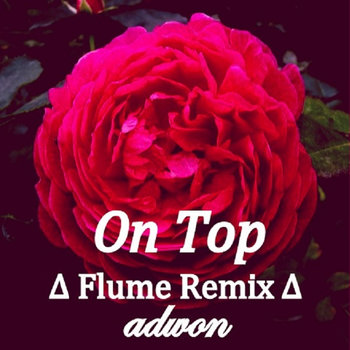 On Top (Flume Remix) cover art