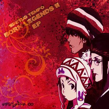 Born Legends II cover art