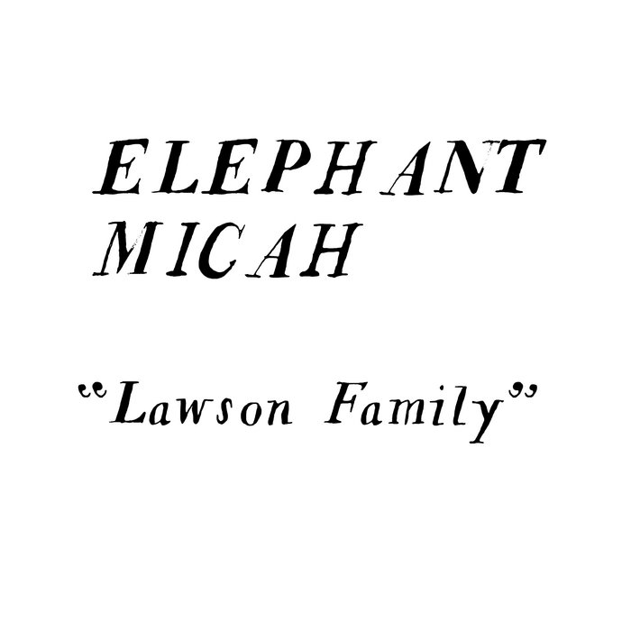 Lawson Family cover art