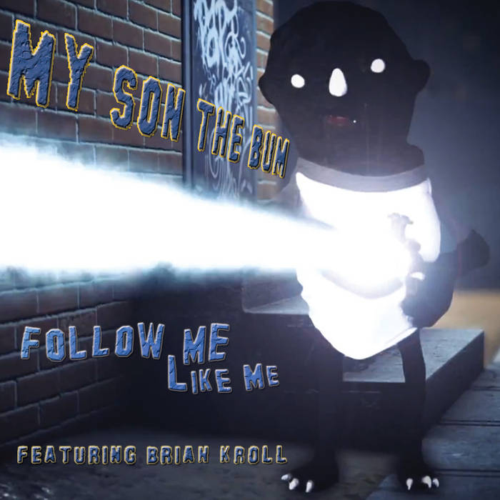 Follow Me, Like Me cover art