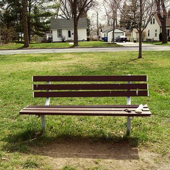 Park Bench cover art