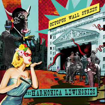 Octopus Wall Street cover art